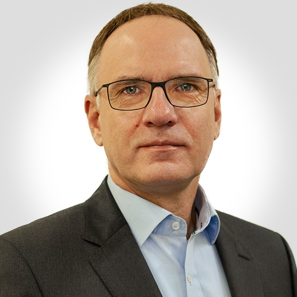 CEO Thomas Thalmann