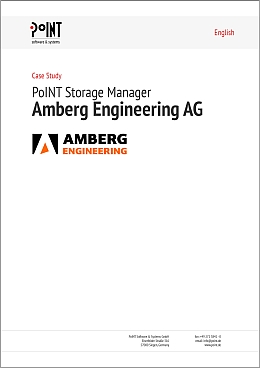 This is the case study of PoINT and Amberg.
